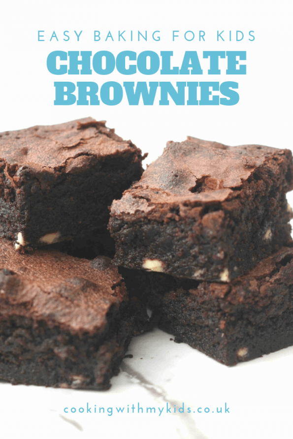 Mary Berry chocolate brownies