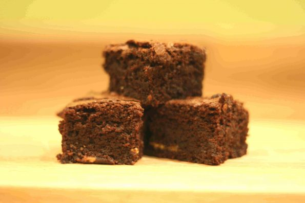 Mary Berry's chocolate brownies