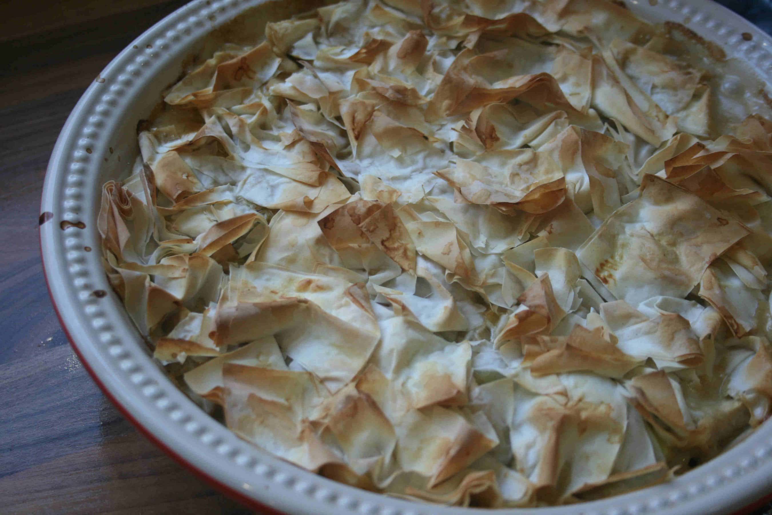 chicken tangle pie