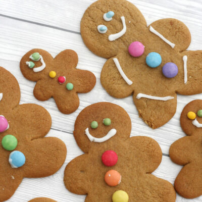 easy gingerbread recipe for kids