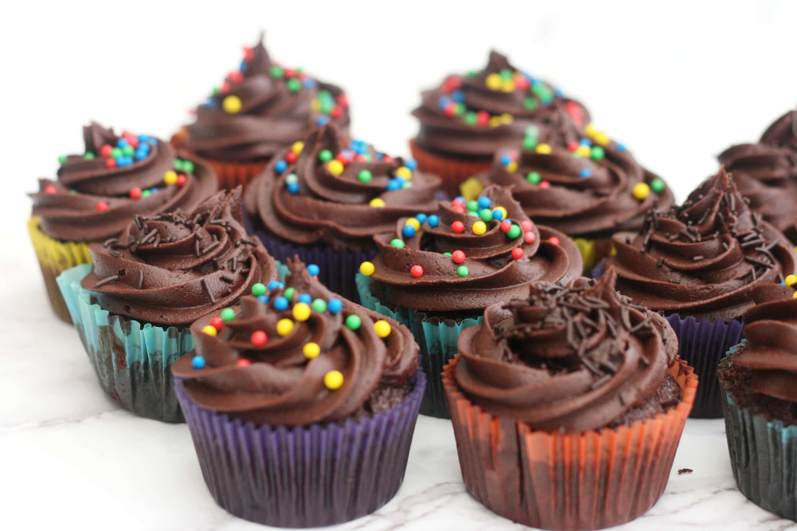 Easy Mary Berry Chocolate Cupcakes Cooking With My Kids
