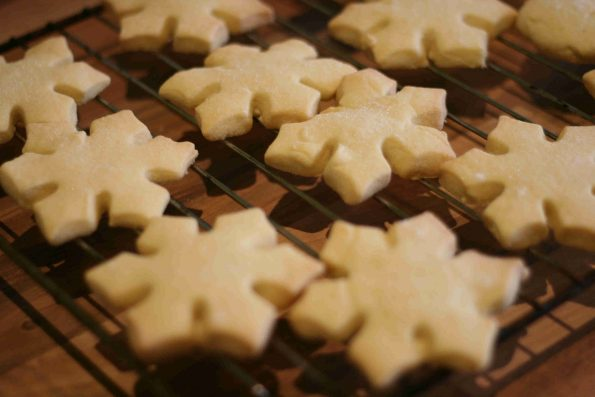 christmas shortbread