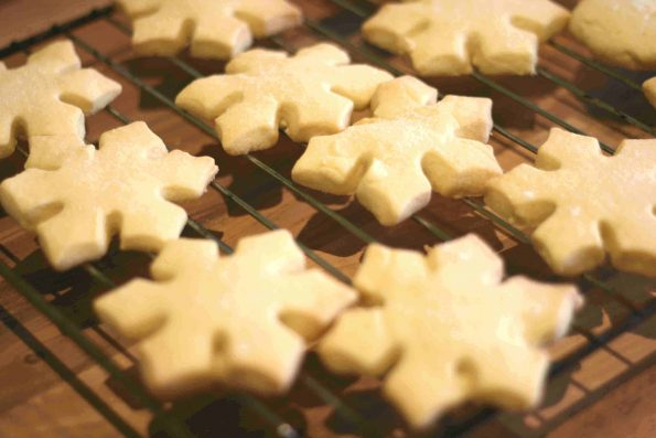 Christmas Shortbread Recipe Cooking With My Kids