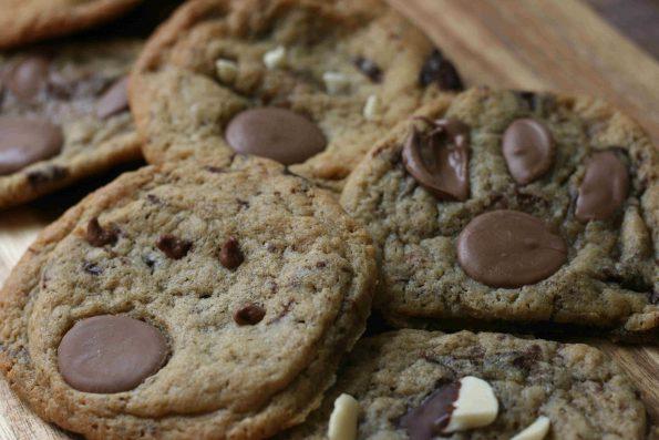 bear claw cookies