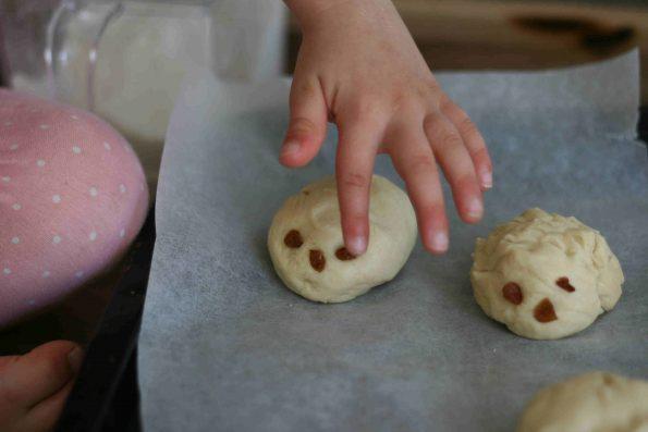 animal bread rolls