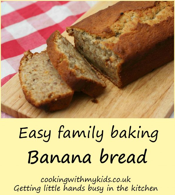 Easy banana bread uk best banana ideas 2018 brilliant banana loaf recipe bbc good food forumfinder