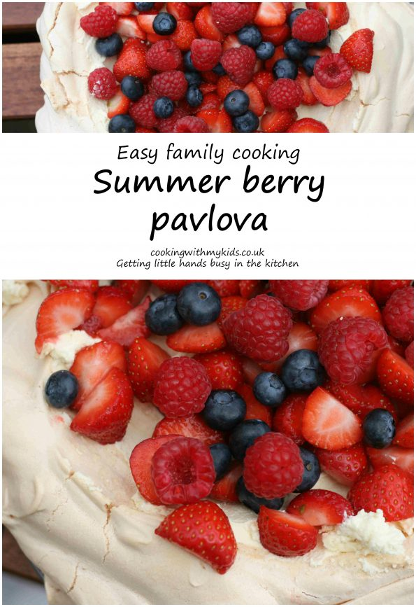 Mary berry pavlova