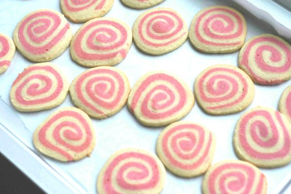spiral biscuits