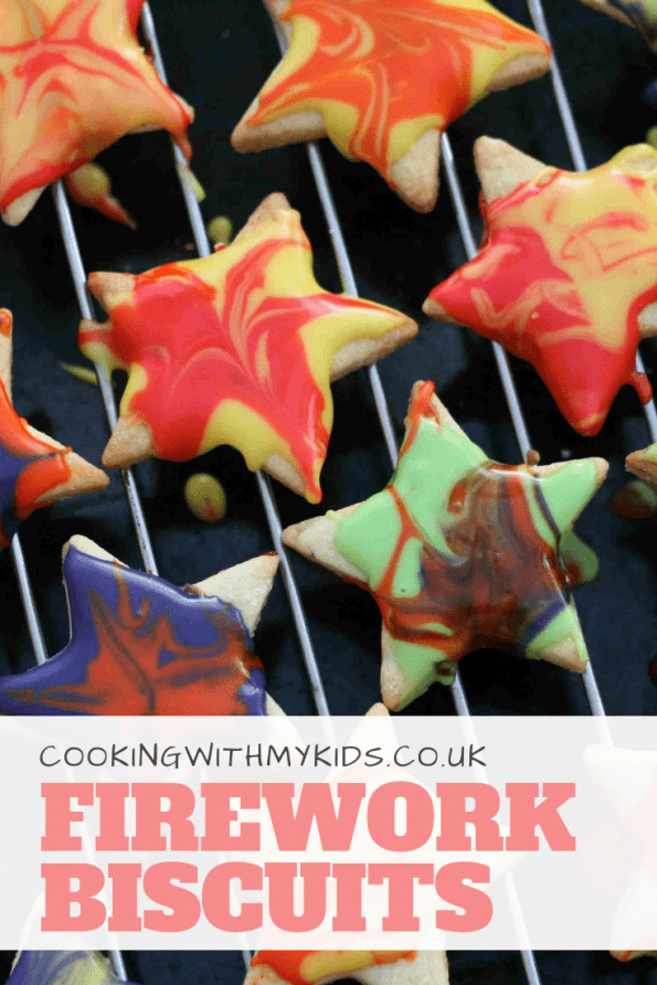 firework biscuits