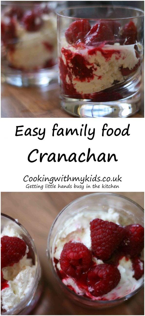 raspberry cranachan