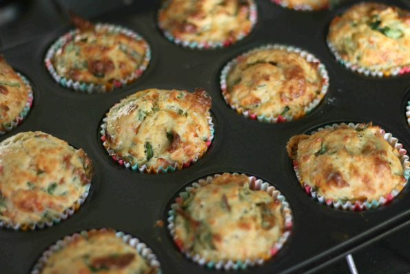 savoury muffins for kids