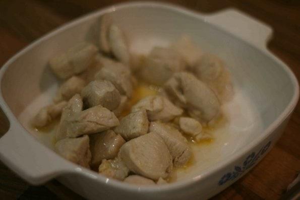 creamy lemon chicken