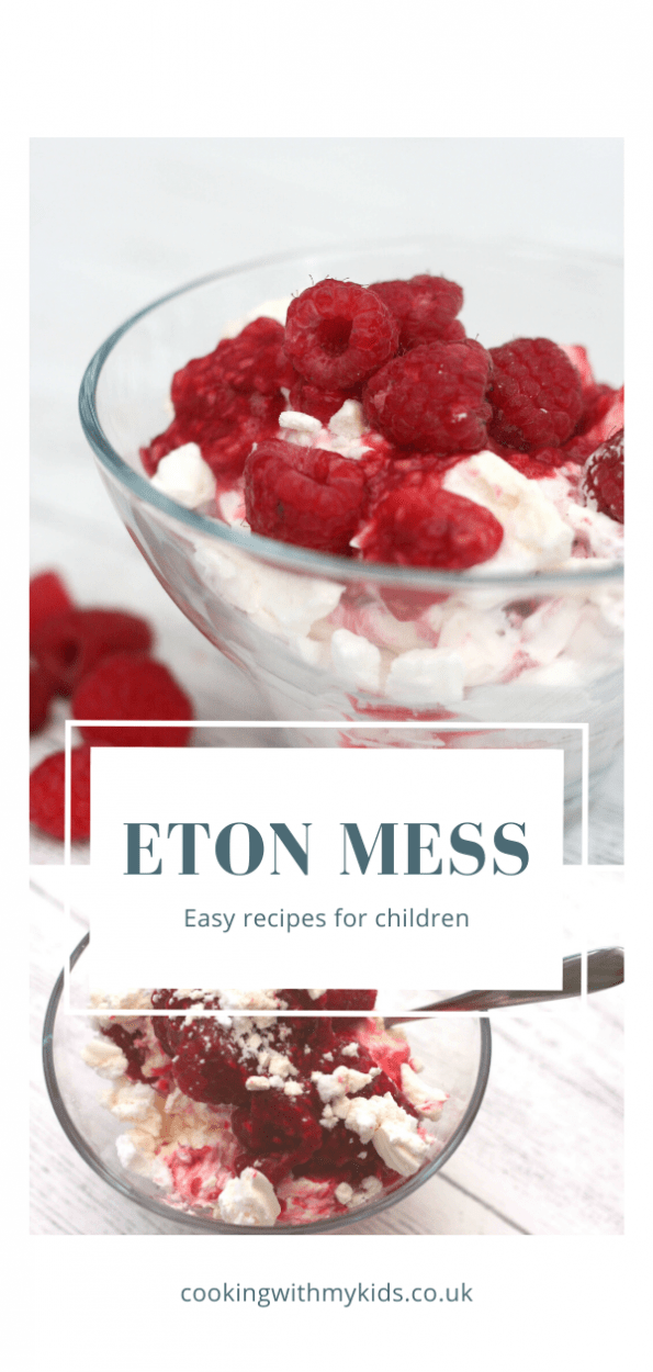 raspberry eton mess