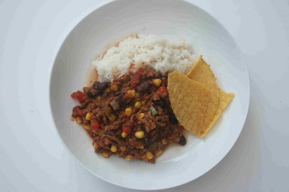 child friendly chilli con carne 14