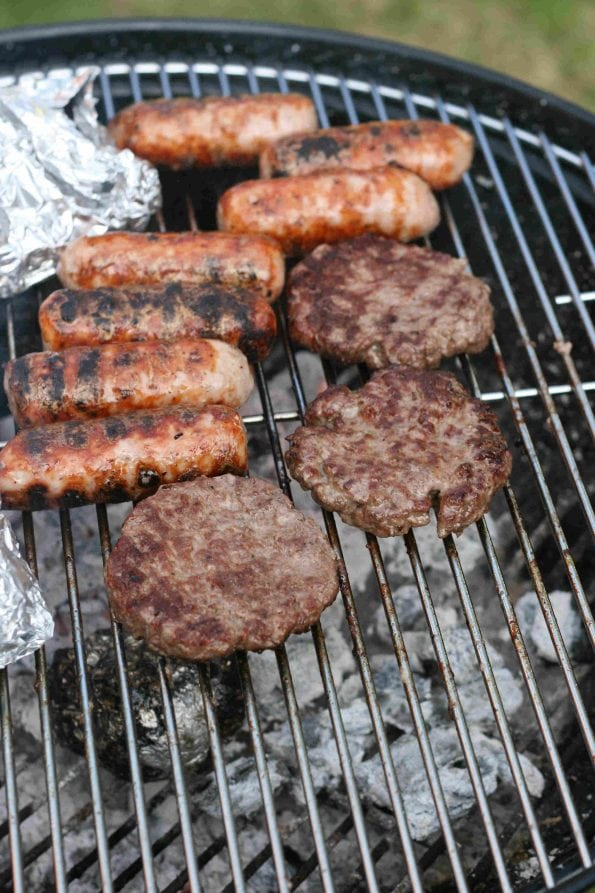 bbq ideas for kids