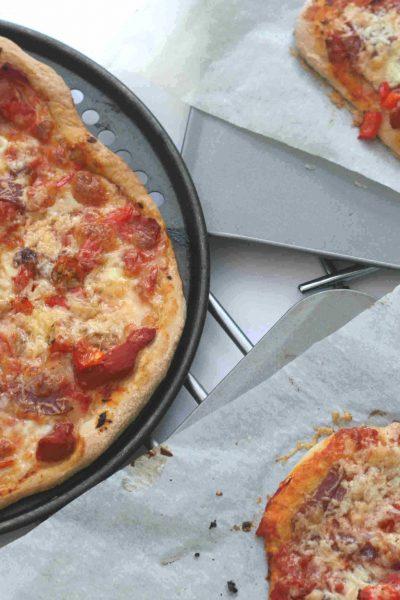 pizza recipe for kids