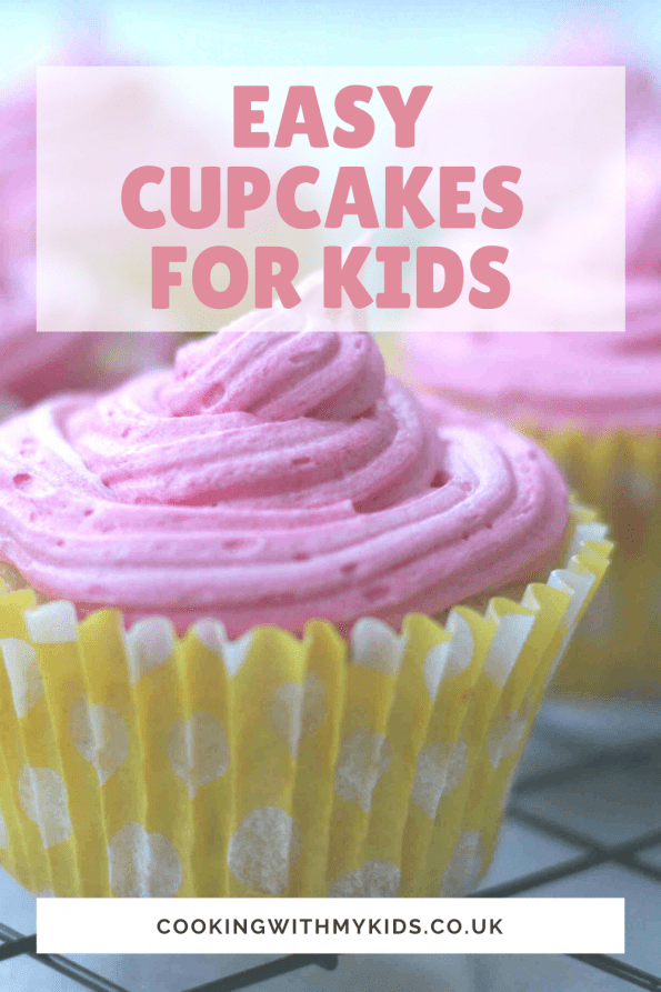 easy cupcake recipe for kids