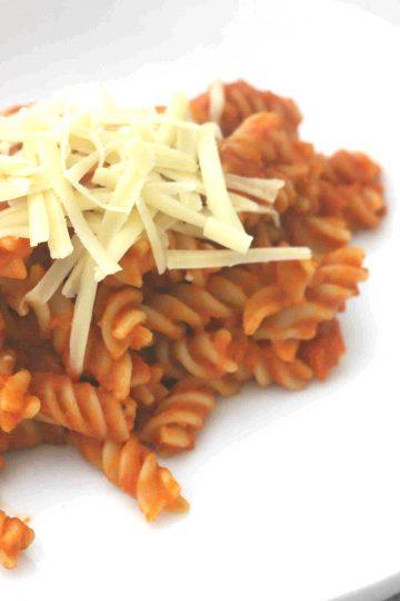 hidden veg pasta