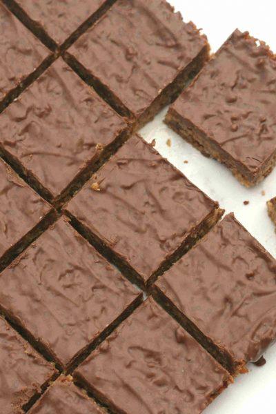 chocolate flapjacks