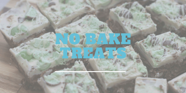 Easy no bake treats for kids