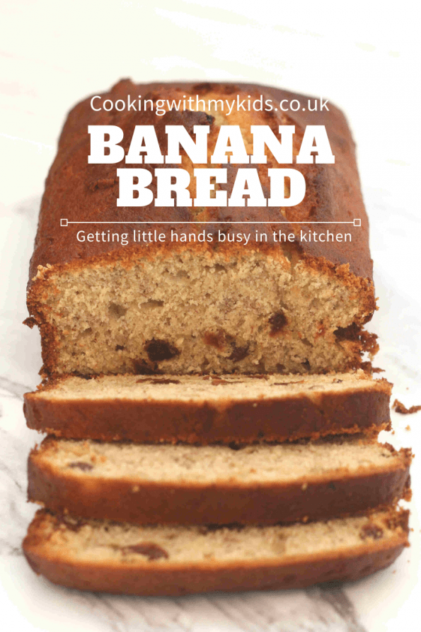 Mary Berrys Banana Bread Recipe Cooking With My Kids