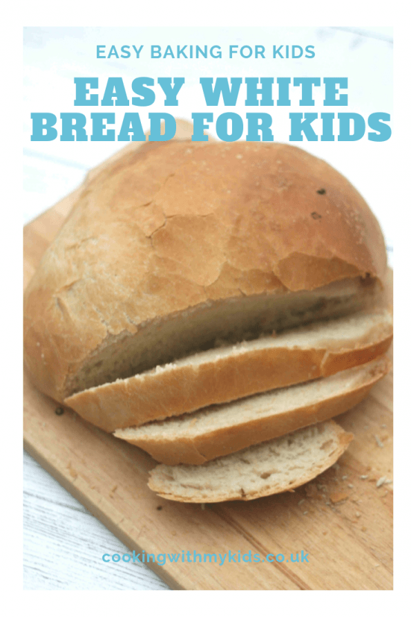 Easy bread recipe for kids
