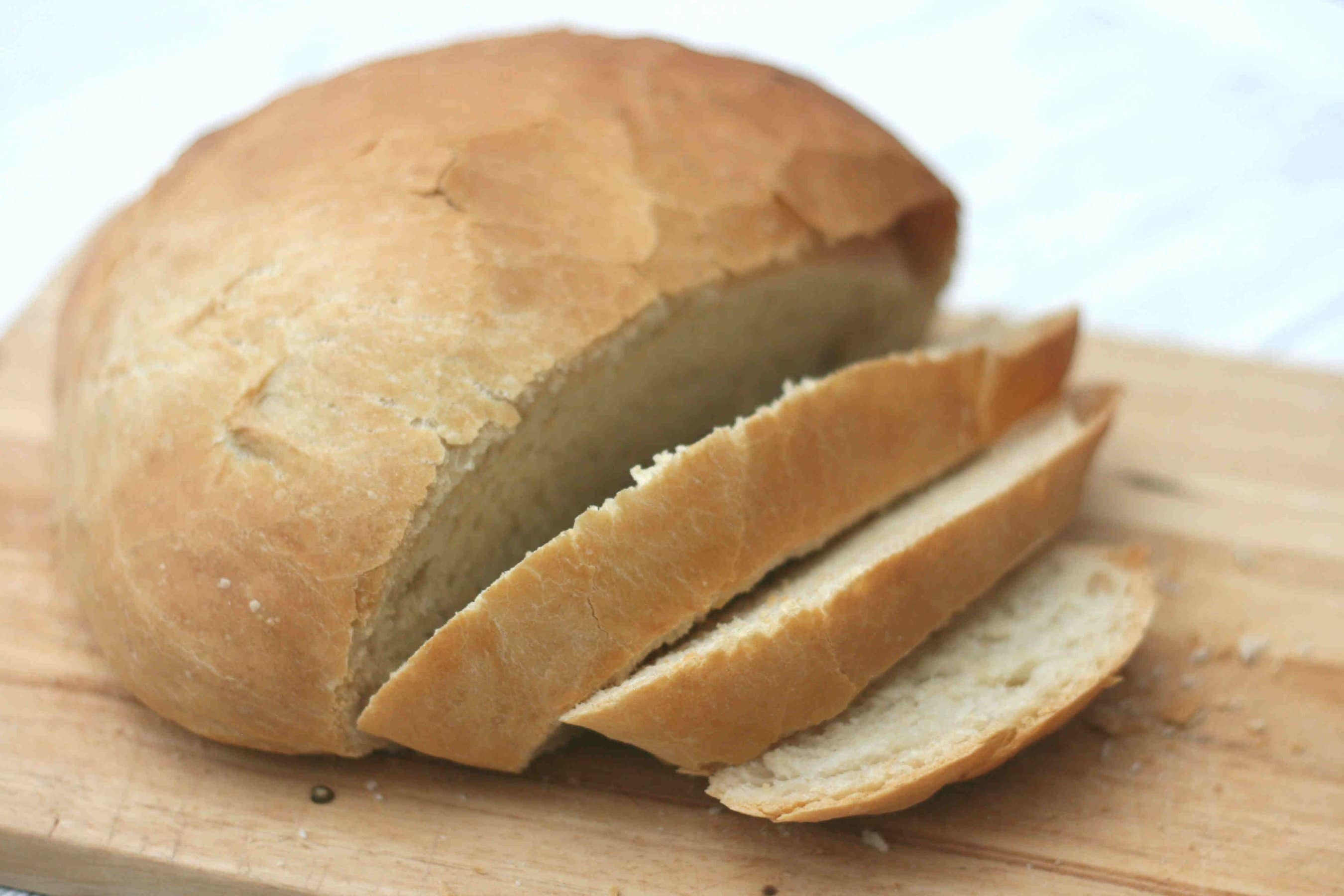 Easy White Bread Recipe For Kids Cooking With My Kids
