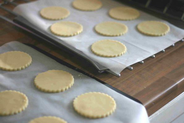 making german biscuits