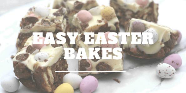 easy easter bakes for kids