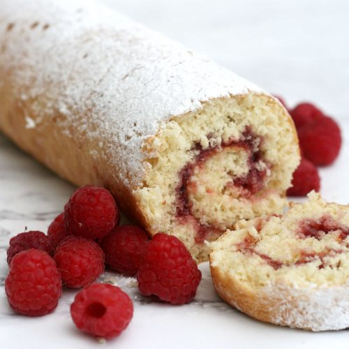 Mary Berry Swiss roll