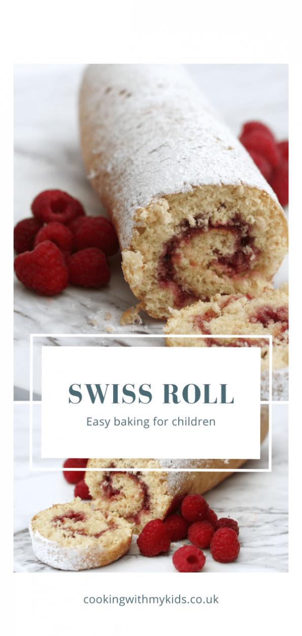 Swiss roll graphic