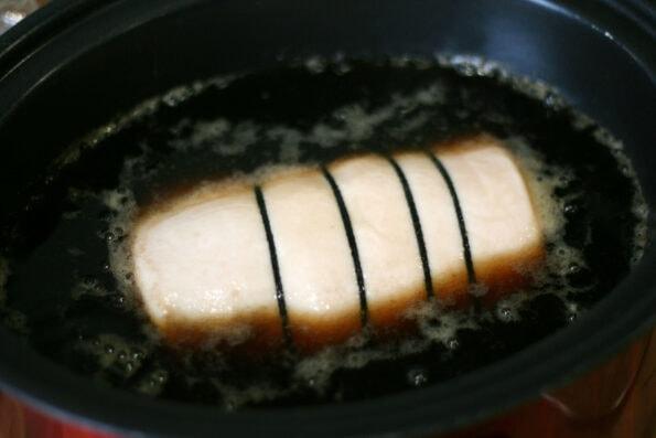 gammon in coke in a slow cooker